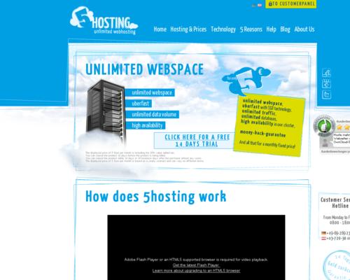 5hosting