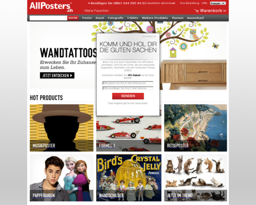 AllPosters.ch