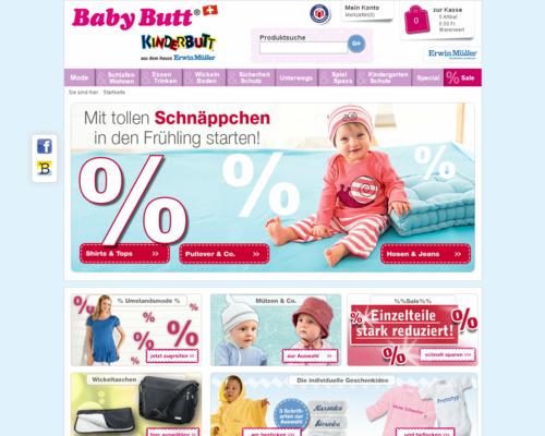 Baby Butt Schweiz
