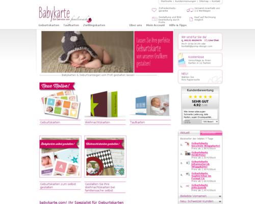 Babykarte.com
