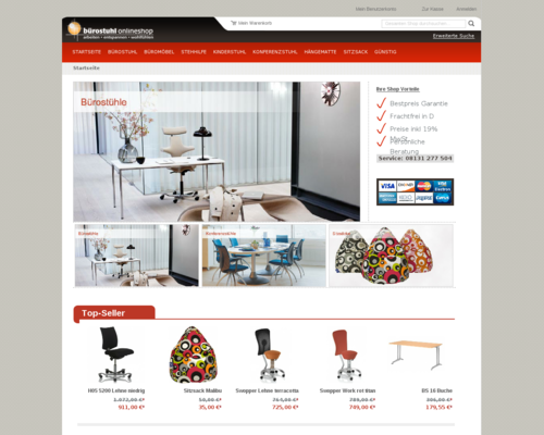 Bürostuhl Onlineshop