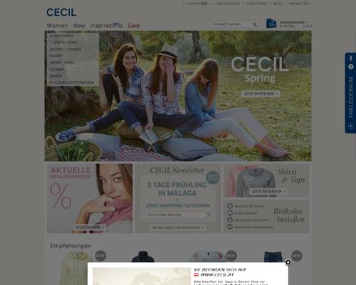 Cecil.at