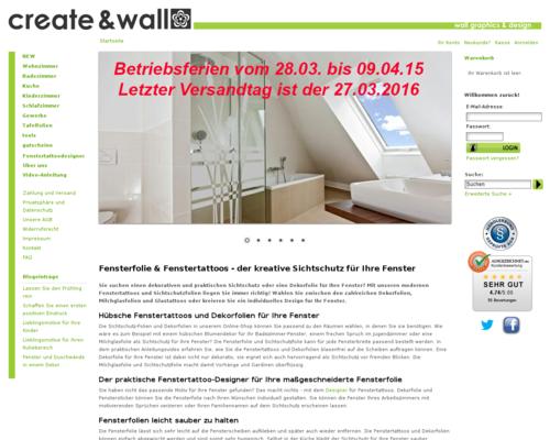 Create&Wall