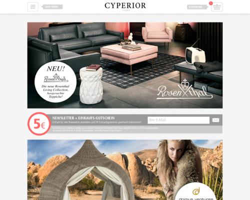Cyperior Store