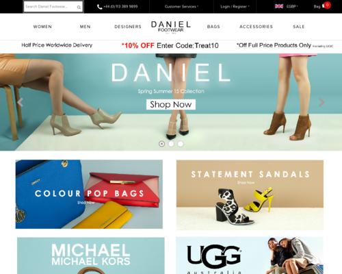 Daniel Footwear