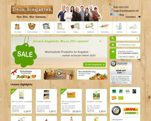 Dein Biogarten