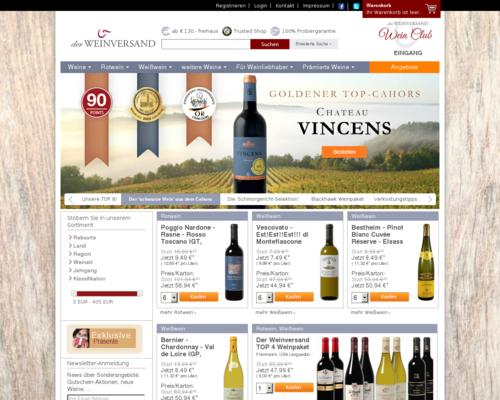 Der Weinversand