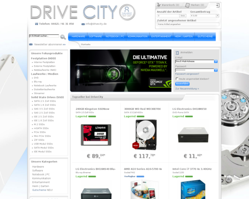 DriveCity