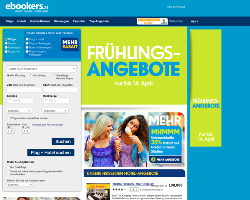 ebookers.at