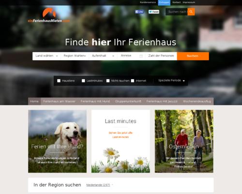 Einferienhausmieten.com
