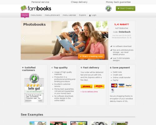 Fambooks