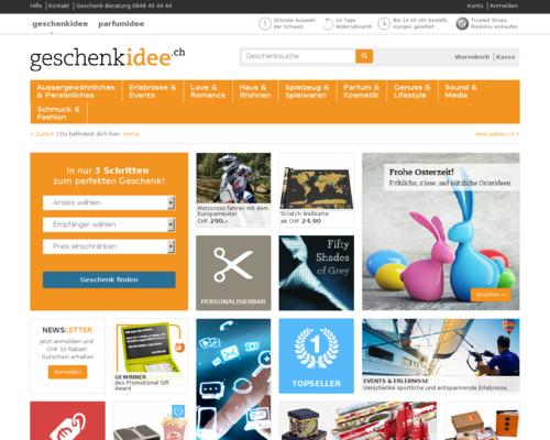 Geschenkidee.ch