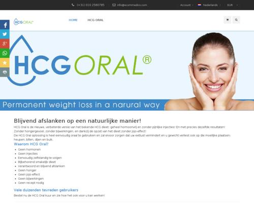 HCG Oral