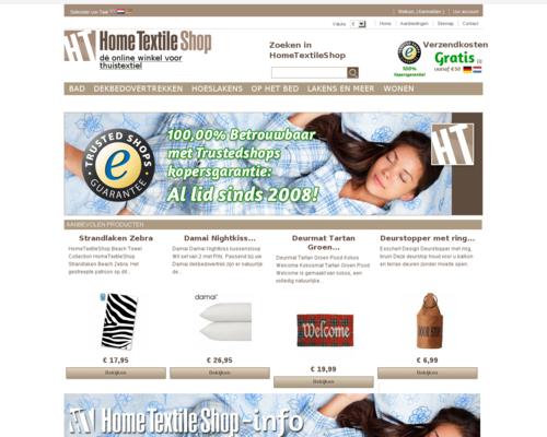 Home Textile Shop