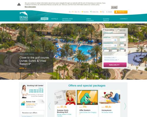Dunas Hotels
