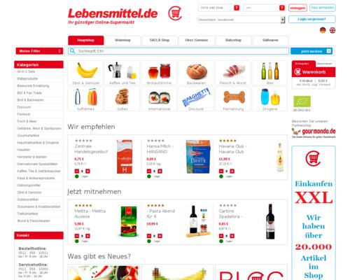 Lebensmittel.de