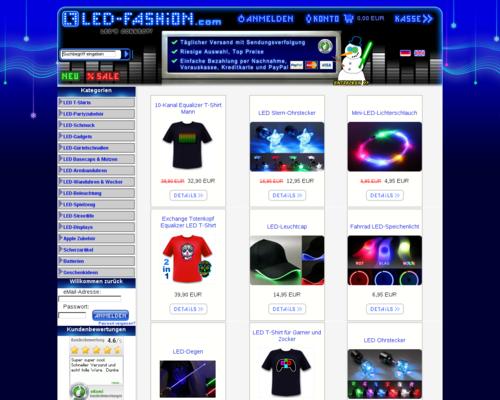 LED-Fashion