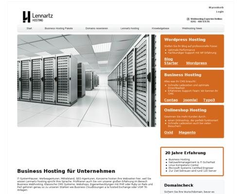 lennartz-hosting