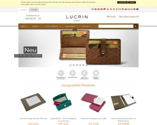 Lucrin.ch