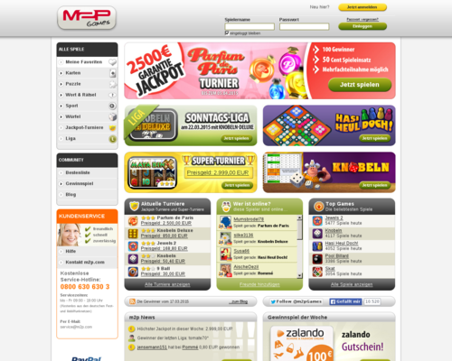 M2p Entertainment Gmbh