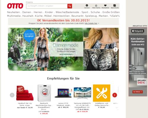 Otto Gutschein April 2019 Gutschein Seite