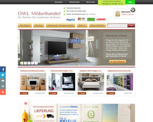 OWL Möbelhandel
