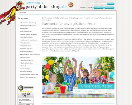 Party-Deko-Shop