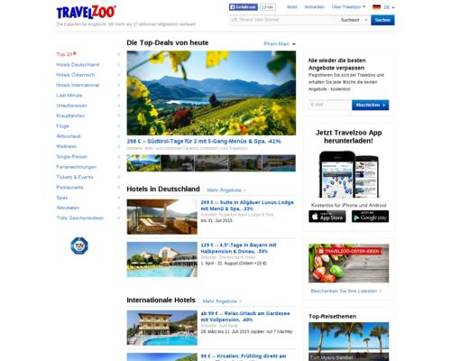 Travelzoo Gutschein