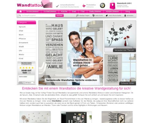 Wandtattoo.net