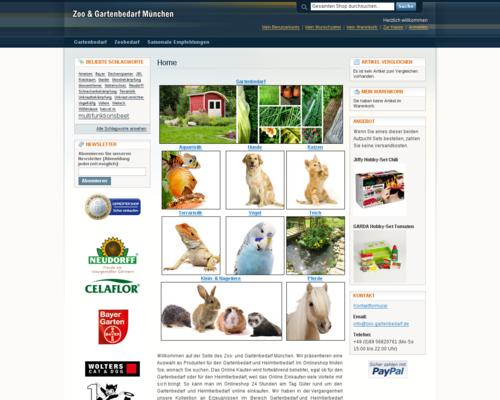 Zoo & Gartenbedarf